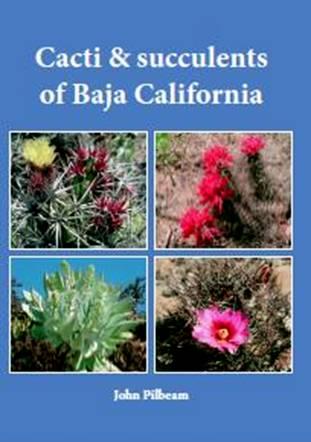 Aanbieding Cacti & Succulents Of Baja California