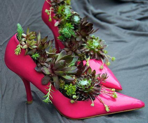 8 Mei: Bloemschikken Met Succulenten