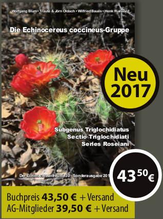 Nieuw Boek Over De Echinocereus Coccineus Groep
