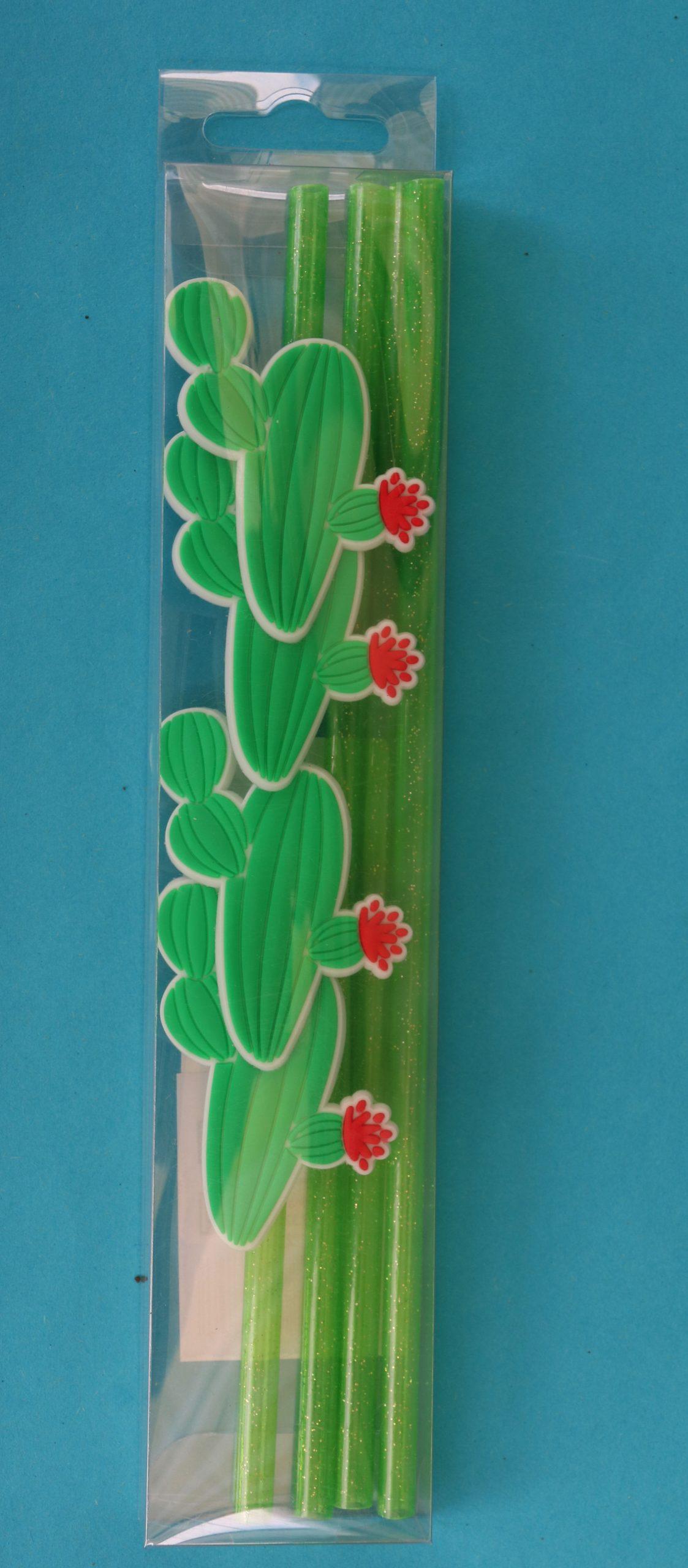 Cactusrietjes